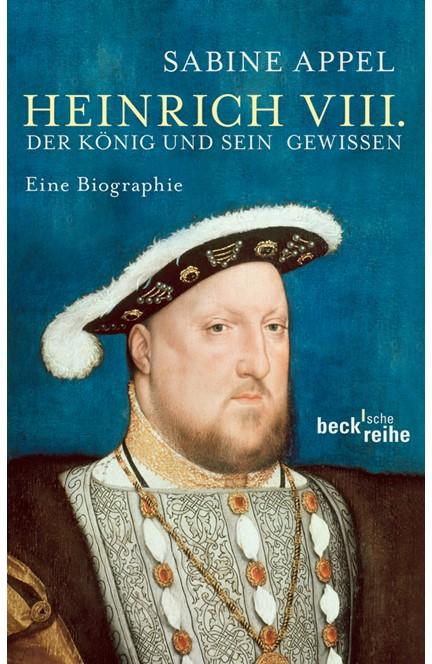 Cover: Sabine Appel, Heinrich VIII.