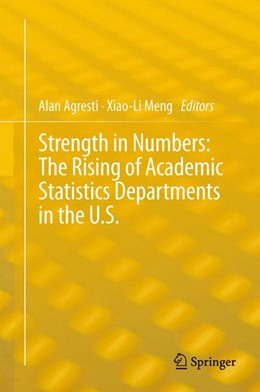 Abbildung von Agresti / Meng | Strength in Numbers: The Rising of Academic Statistics Departments in the U. S. | 2012