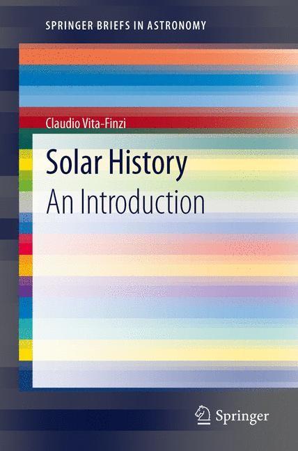 Abbildung von Vita-Finzi | Solar History | 2012