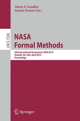 Abbildung von Goodloe / Person | NASA Formal Methods | 2012 | 4th International Symposium, N... | 7226