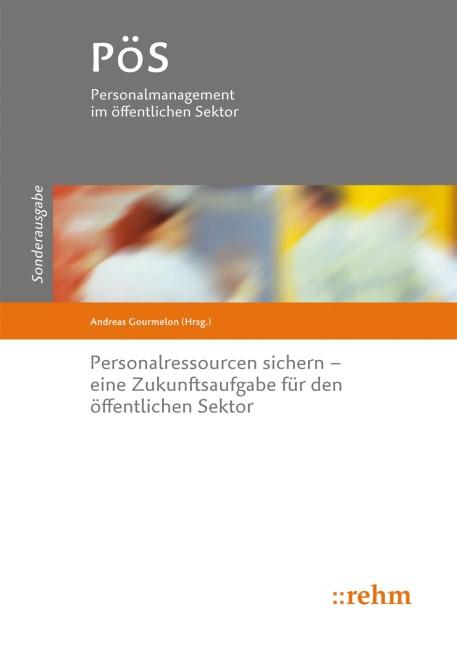 Abbildung von Gourmelon   Personalressourcen sichern   1. Auflage 2012   2012