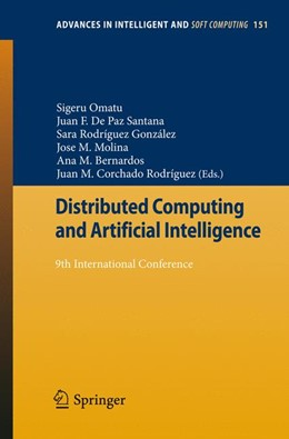 Abbildung von Omatu / De Paz Santana / González / Molina / Bernardos / Rodríguez | Distributed Computing and Artificial Intelligence | 2012 | 9th International Conference | 151