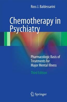 Abbildung von Baldessarini | Chemotherapy in Psychiatry | 2012 | Pharmacologic Basis of Treatme...