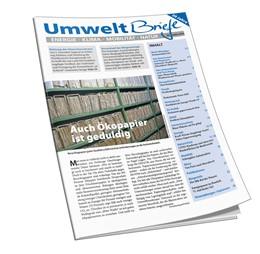 Abbildung von Zeitschrift UmweltBriefe | 2014 | Energie - Klima - Mobilität - ...