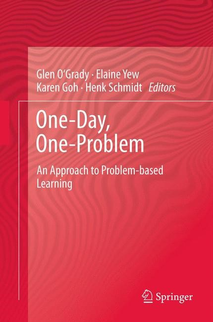 One-Day, One-Problem | O'Grady / Yew / Goh / Schmidt, 2012 | Buch (Cover)