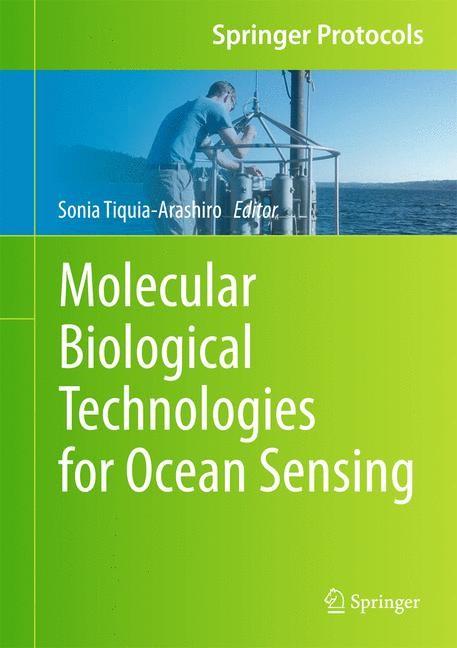 Abbildung von Tiquia-Arashiro | Molecular Biological Technologies for Ocean Sensing | 2012