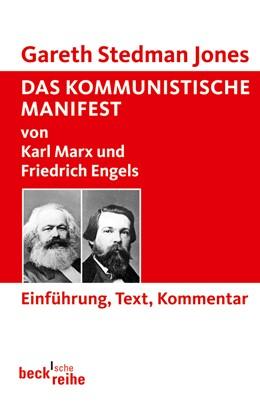 Abbildung von Stedman Jones, Gareth | Das Kommunistische Manifest | 1. Auflage | 2012 | 6068 | beck-shop.de