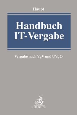 Abbildung von Haupt | Handbuch IT-Vergabe | 2020 | Vergabe nach VgV und UVgO