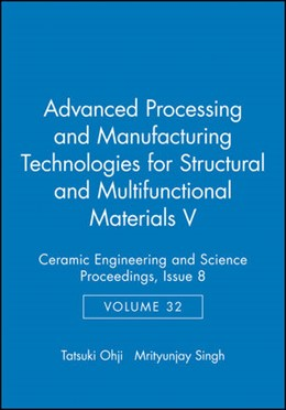 Abbildung von Ohji / Singh | Advanced Processing and Manufacturing Technologies for Structural and Multifunctional Materials V | 2011 | Ceramic Engineering and Scienc... | 32
