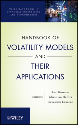 Abbildung von Bauwens / Hafner / Laurent | Handbook of Volatility Models and Their Applications | 2012