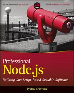 Abbildung von Teixeira | Professional Node.js | 2012 | Building Javascript Based Scal...