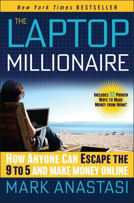 Abbildung von Anastasi   The Laptop Millionaire   2012