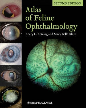 Abbildung von Ketring / Glaze | Atlas of Feline Ophthalmology | 2012