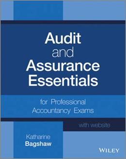 Abbildung von Bagshaw | Audit and Assurance Essentials | 2013 | For Professional Accountancy E...