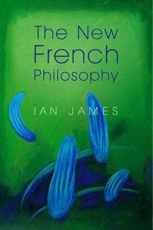 Abbildung von James | The New French Philosophy | 2012
