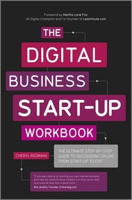 Abbildung von Rickman | The Digital Business Start-Up Workbook | 2012 | The Ultimate Step-by-Step Guid...