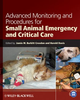 Abbildung von Creedon / Davis | Advanced Monitoring and Procedures for Small Animal Emergency and Critical Care | 2012