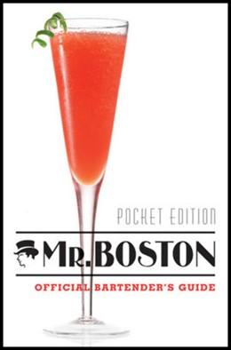 Abbildung von Mr. Boston   2012   Bartender's Guide, Pocket Edit...