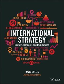 Abbildung von Collis   International Strategy   2014   Context, Concepts and Implicat...