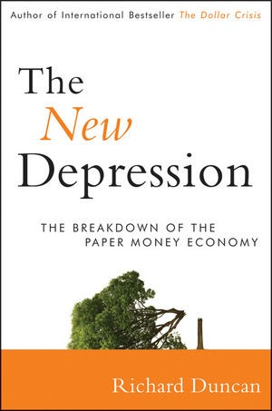 Abbildung von Duncan | The New Depression | 2012