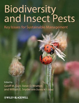 Abbildung von Gurr / Wratten / Snyder | Biodiversity and Insect Pests | 2012 | Key Issues for Sustainable Man...