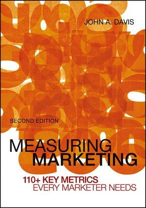 Abbildung von Davis | Measuring Marketing | 2013