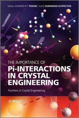 Abbildung von Tiekink / Zukerman-Schpector | The Importance of Pi-Interactions in Crystal Engineering | 2012 | Frontiers in Crystal Engineeri...