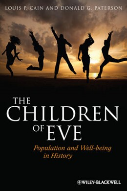 Abbildung von Cain / Paterson | The Children of Eve | 2012 | Population and Well-being in H...