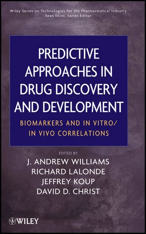 Abbildung von Williams / Lalonde / Koup / Christ | Predictive Approaches in Drug Discovery and Development | 2012