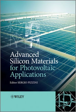 Abbildung von Pizzini | Advanced Silicon Materials for Photovoltaic Applications | 1. Auflage | 2012 | beck-shop.de