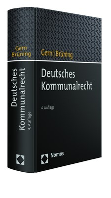 Deutsches Kommunalrecht | Gern / Brüning | 4., neu bearbeitete Auflage, 2018 | Buch (Cover)