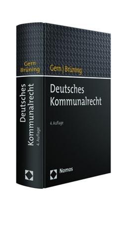 Abbildung von Gern / Brüning | Deutsches Kommunalrecht | 4., neu bearbeitete Auflage | 2019