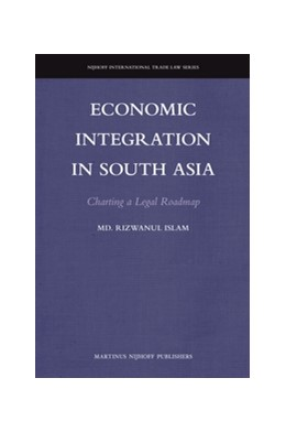 Abbildung von Islam | Economic Integration in South Asia | 2012 | Charting a Legal Roadmap | 10