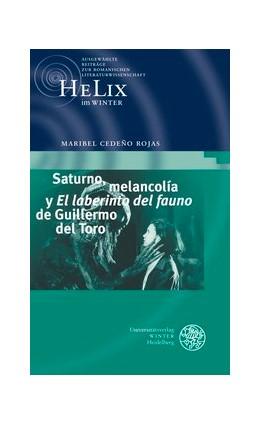 Abbildung von Cedeño Rojas | Saturno, melancolía y 'El laberinto del fauno' de Guillermo del Toro | 2012 | 2
