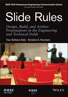 Abbildung von Nathans-Kelly / Nicometo | Slide Rules | 2014 | Design, Build, and Archive Pre...