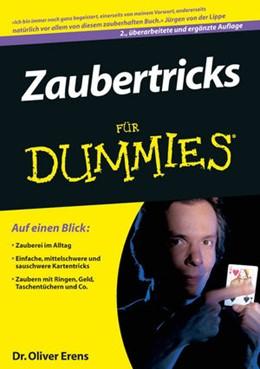 Abbildung von Erens | Zaubertricks für Dummies | 2., überarb. u. erg. Aufl. | 2012