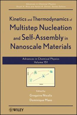 Abbildung von Nicolis / Maes / Prigogine / Rice   Advances in Chemical Physics   2012   Volume 151: Kinetics and Therm...   151