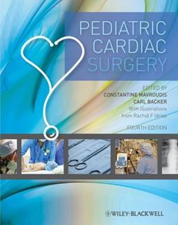 Abbildung von Mavroudis / Backer | Pediatric Cardiac Surgery | 2013