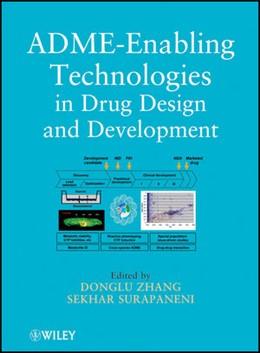 Abbildung von Zhang / Surapaneni | ADME-Enabling Technologies in Drug Design and Development | 2012