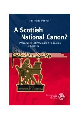 Abbildung von Preuss | A Scottish National Canon? | 2012 | Processes of Literary Canon Fo... | 427