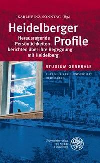 Abbildung von Sonntag | Heidelberger Profile | 2012