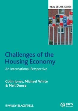 Abbildung von Jones / White / Dunse | Challenges of the Housing Economy | 2012 | An International Perspective