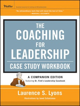 Abbildung von Lyons   The Coaching for Leadership Case Study Workbook   2012