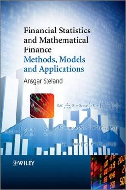 Abbildung von Steland | Financial Statistics and Mathematical Finance | 2012 | Methods, Models and Applicatio...