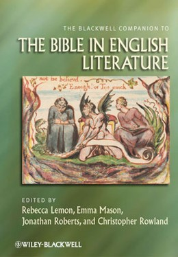 Abbildung von Lemon / Mason / Roberts / Rowland | The Blackwell Companion to the Bible in English Literature | 2012