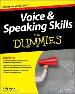 Abbildung von Apps | Voice and Speaking Skills For Dummies | 2012