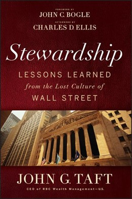 Abbildung von Taft / Ellis | Stewardship | 2012 | Lessons Learned from the Lost ...