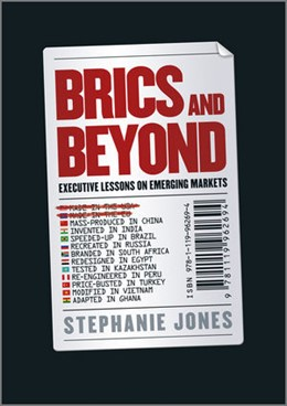 Abbildung von Jones | BRICs and Beyond | 2012 | Lessons on Emerging Markets