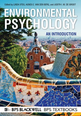 Abbildung von Steg / van den Berg / de Groot | Environmental Psychology | 2012 | An Introduction