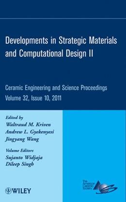 Abbildung von Gyekenyesi / Kriven / Wang / Singh   Developments in Strategic Materials and Computational Design II   2011   Ceramic Engineering and Scienc...   32